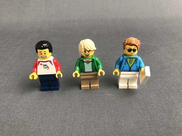 LEGO® Minifiguren 71024 Disney Serie 2 Komplettset ALLE 18 Figuren NEU//SEALED