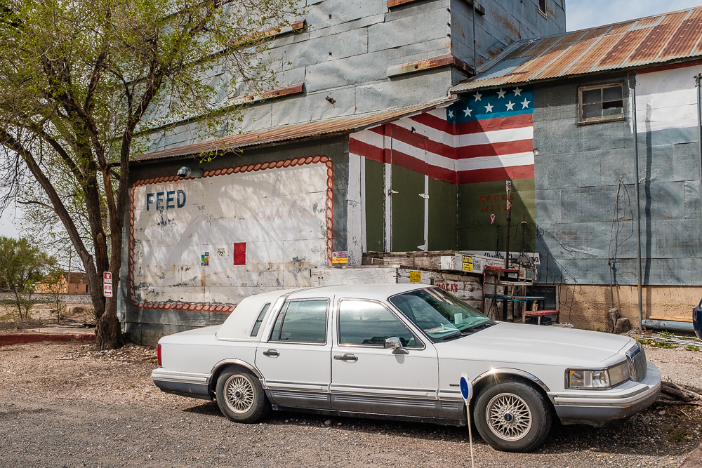 Clayton, New Mexico  2018   by Don Hudson
