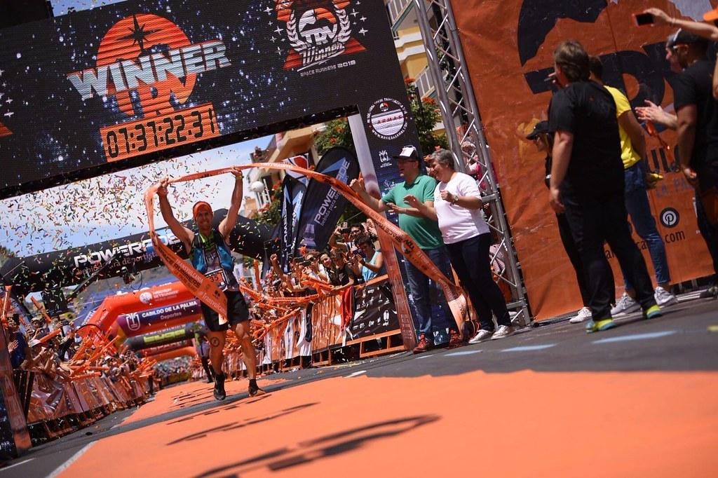 O Pere Aurell Bove νικητής του φετινού Transvulcania | Photo (c): Transvulcania