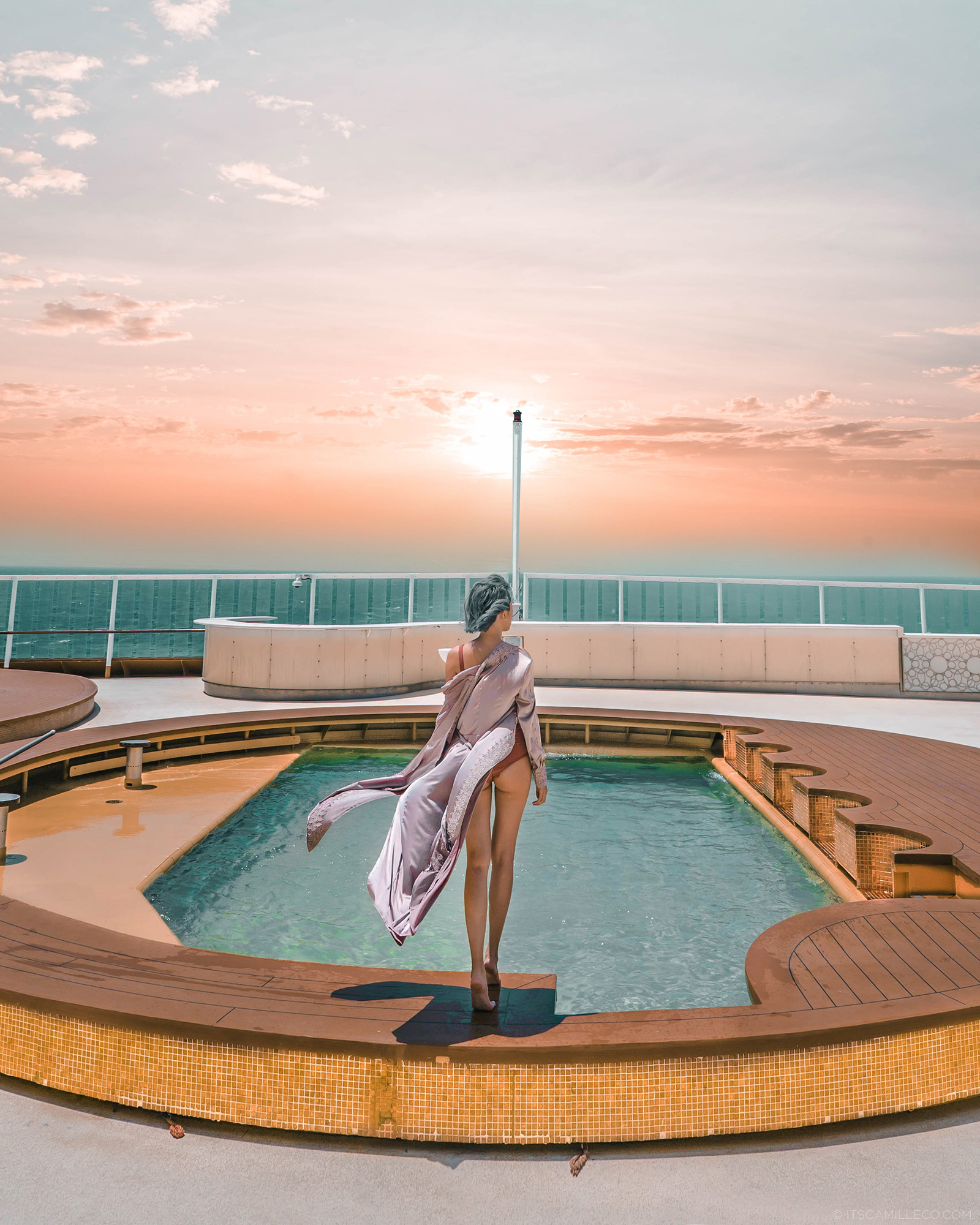 Superstar Virgo Cruise Sunset - Camille Co