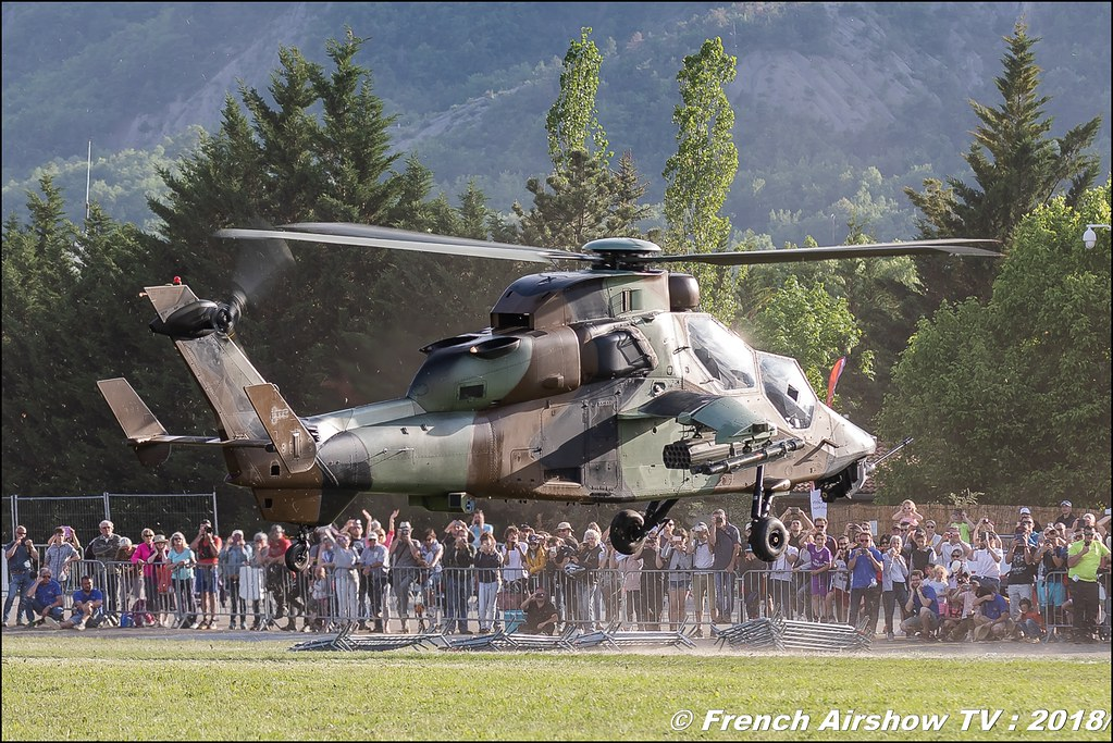 EC-655 Tigre , Meeting Aérien Gap-Tallard 12 mai 2018 - Alpes-Envol , Association AGATHA , Canon EOS , Sigma France , contemporary lens , Meeting Aerien 2018