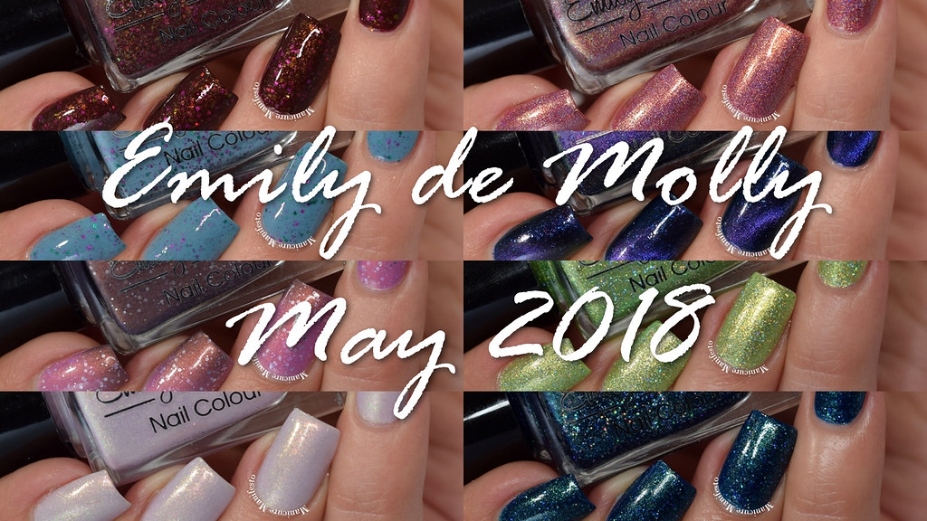 Emily De Molly May 2018 collection