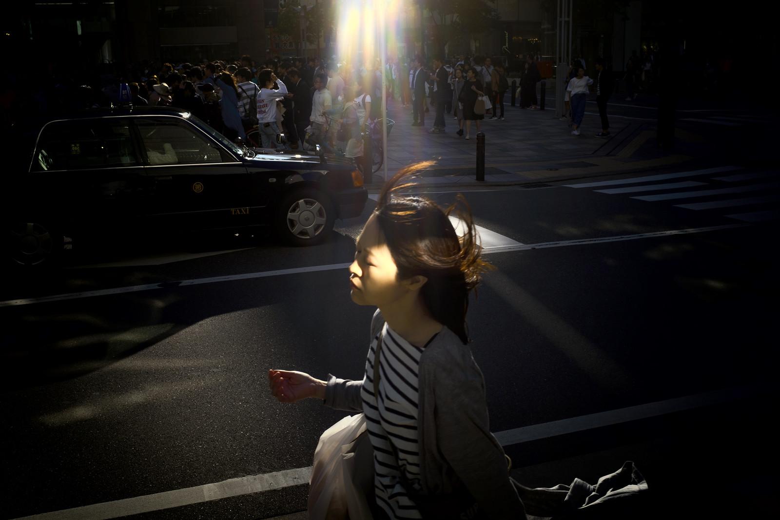 Japan, Light & Flare | by Edas Wong