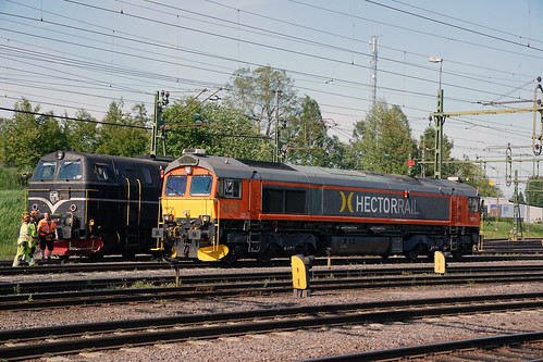 Hector Rail Class 66 | Kil | by richardvoorhaven