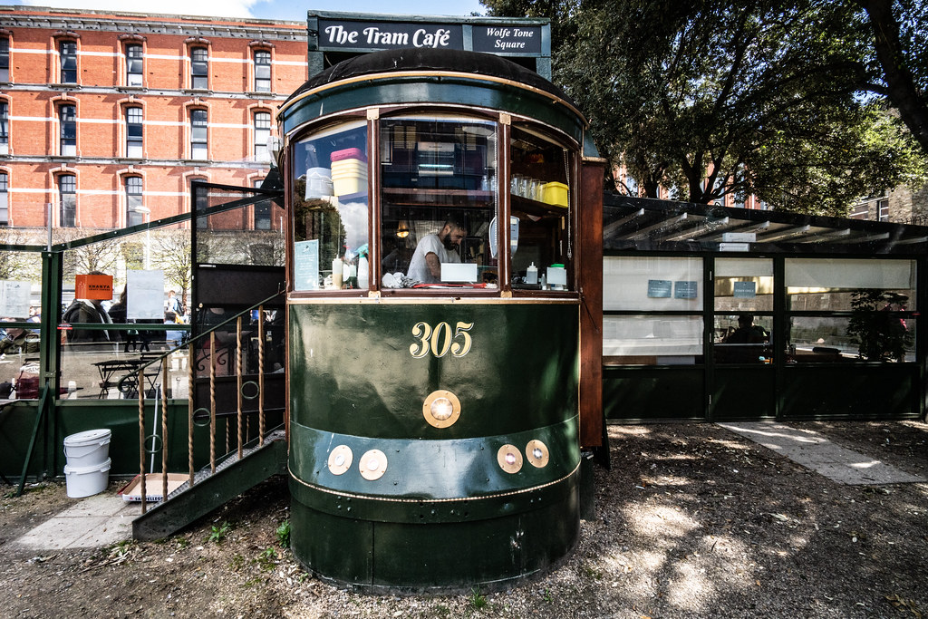 THE TRAM CAFE 002