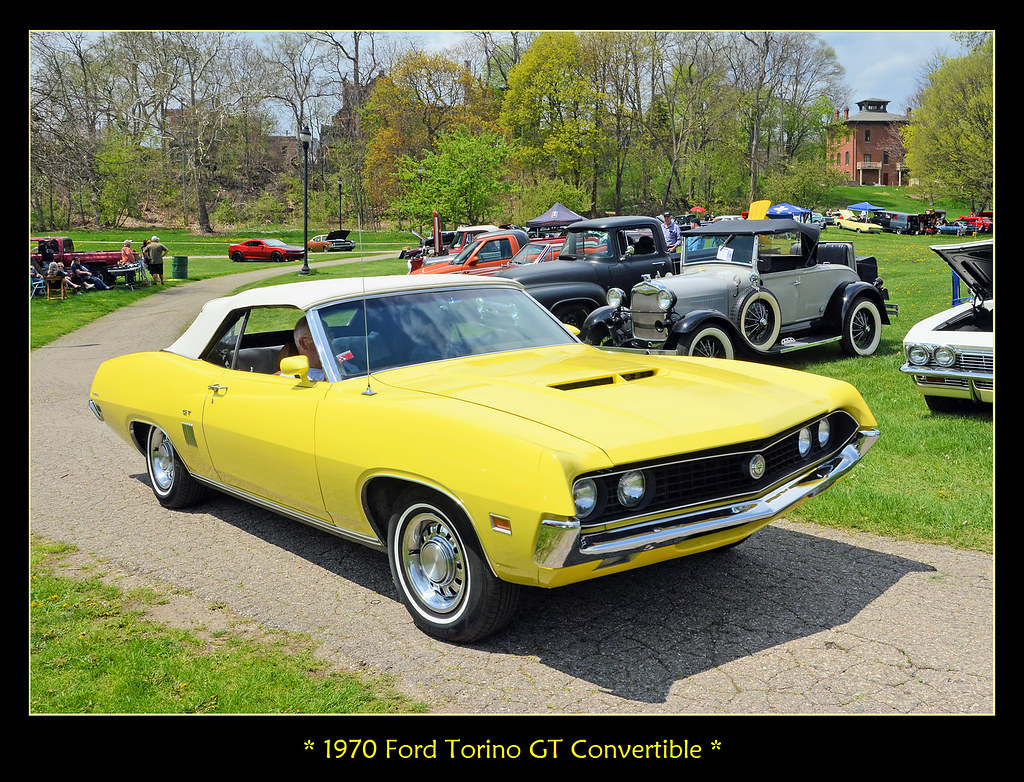 Ford Torino Gt Convertible By Sjbphotos