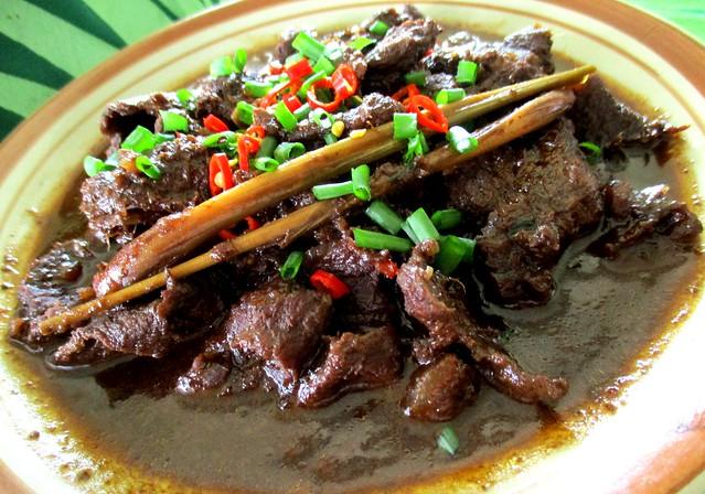 Daging masak hitam 2