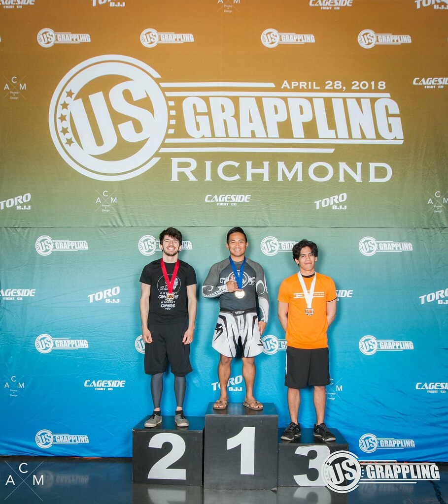 US Grappling Richmond April 28, 2018