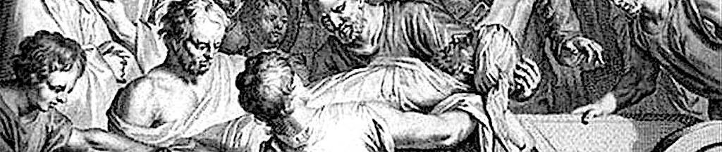 Смерть Авраама.