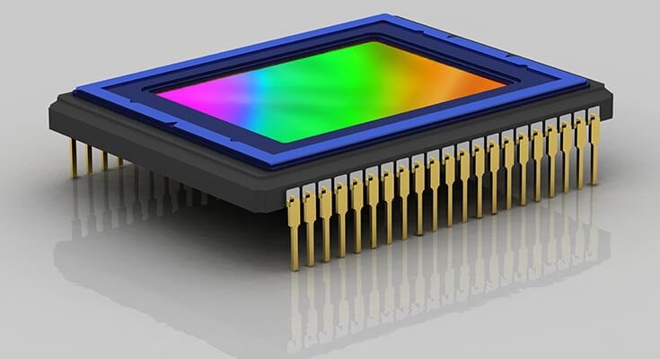 Como funcionam os sensores de imagem nas câmaras?