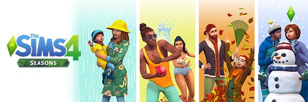 Los Sims 4 Y las Cuatro Estaciones – Primeras imágenes y trailer oficial
