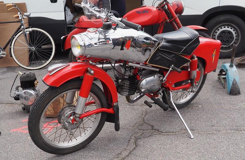 Derny 125 Taon (Roger Tallon) moteur AMC 1957 26959381947_a9b84da31b_c