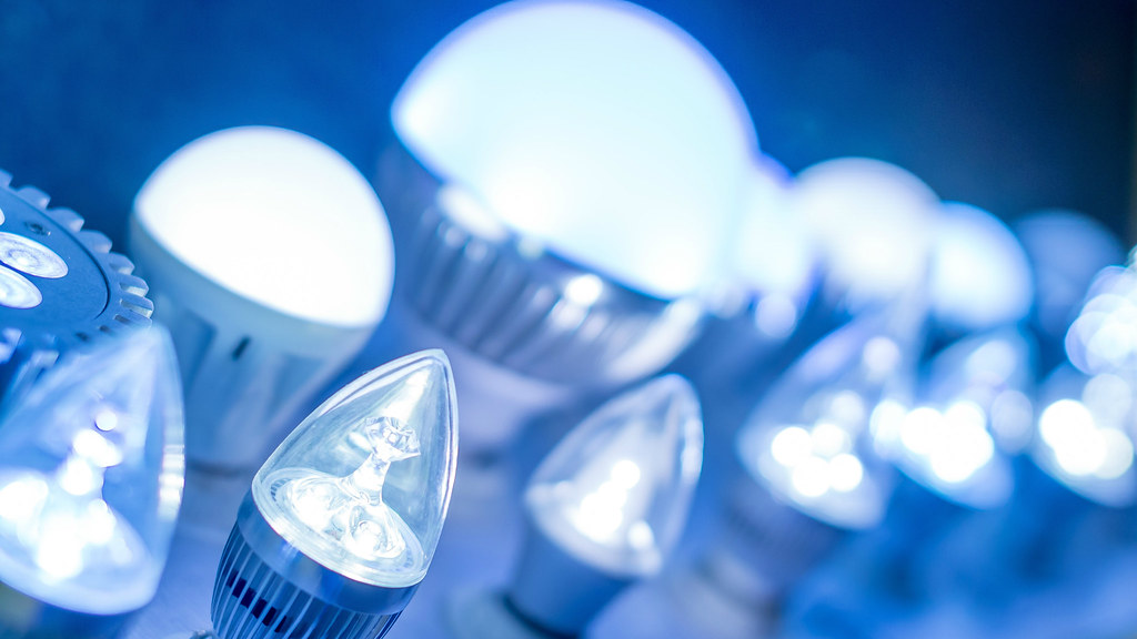 LED - Blue light