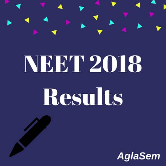 NEET UG Result 2018