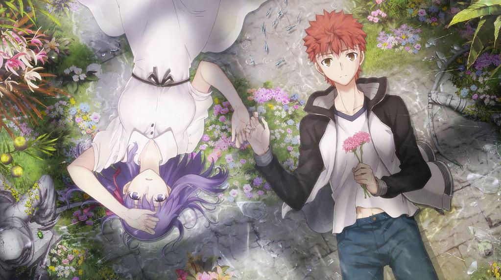 180510(2) - 小櫻黑化不可避、劇場版二部曲《Fate/stay night[Heaven's Feel] II.lost butterfly》海報&預告片公開!