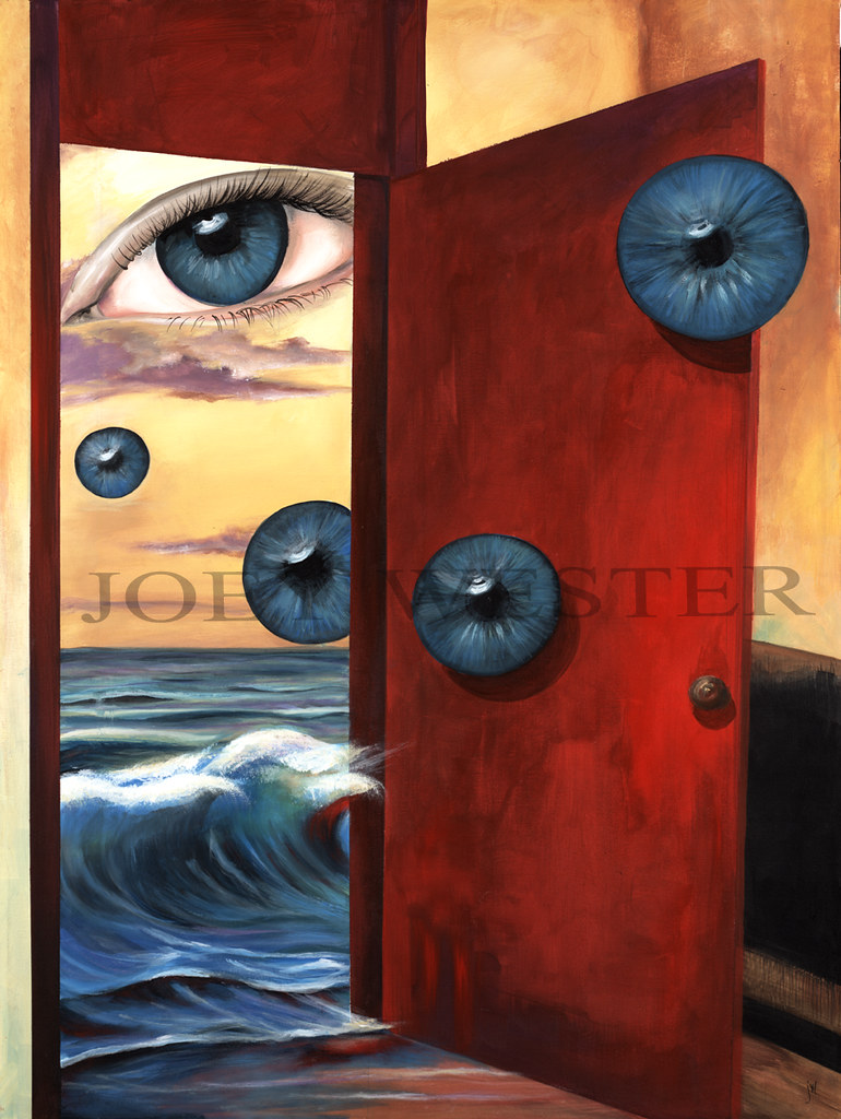 Red Door By Joey Wester Joeywester Redwood Media Group