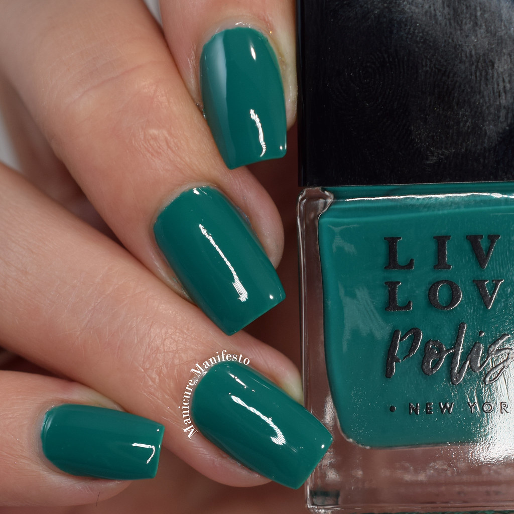 Live Love Polish Cactus Flower swatch