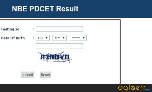 DNB PDCET Result July 2018 | DNB PDCET Result June 2018 Check Here