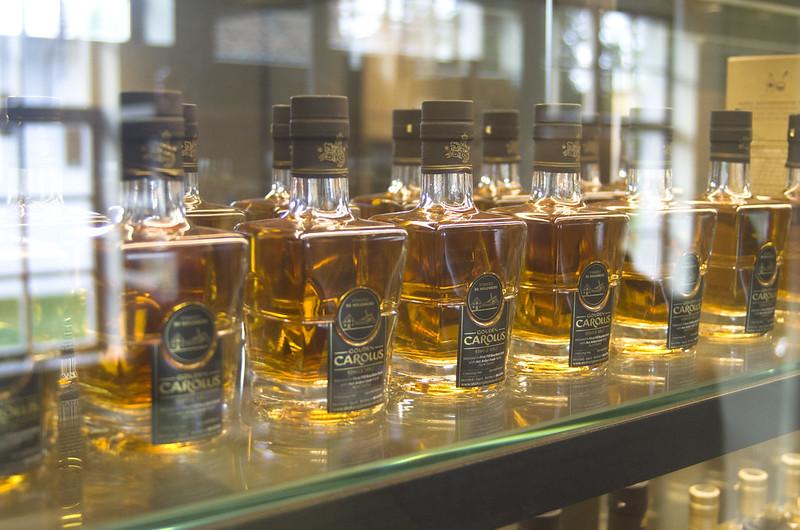 Whisky Single Malt van Brouwerij Het Anker en Stokerij Molenberg