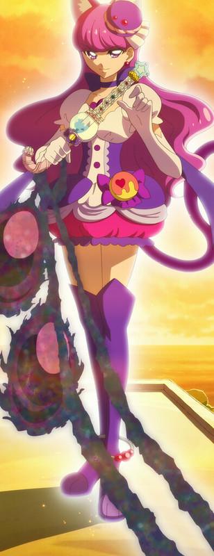 180513 - 琴爪ゆかり / キュアマカロン〔琴爪緣 / 馬卡龍天使,Yukari Kotozume is Cure Macaron〕
