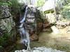 La cascade du Peralzone