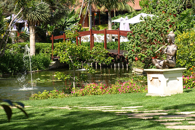 Hotel Botanico, Puerto de la Cruz, Tenerife