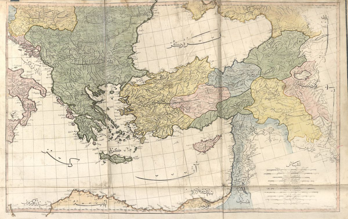 Turkey and Greece (1803)