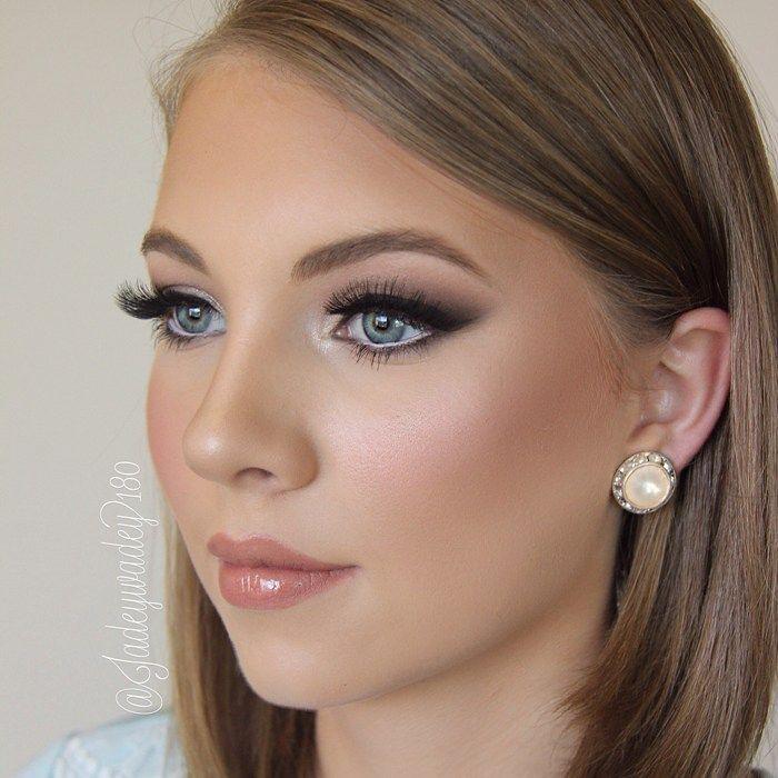 Best Ideas For Makeup Tutorials Eye Makeup Blue Eyes Bro Flickr