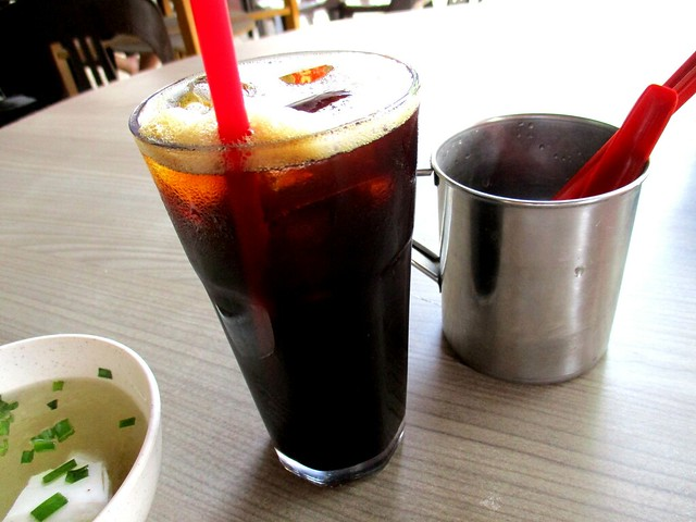 Kian Hock Coffee Shop kopi-o-peng