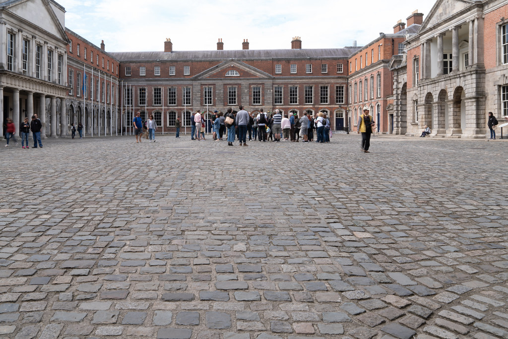 A QUICK VISIT TO DUBLIN CASTLE 013