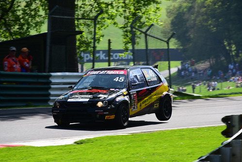 Andrew Kime, Citroen Saxo, Time Attack, Cadwell Park 2018