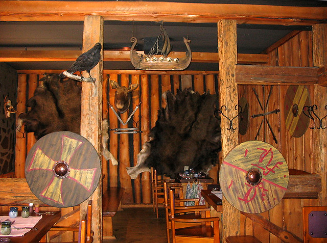 Viking decor | Elissa Ernst | Flickr