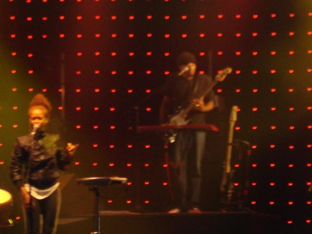 Erykah Badu Concert Tour
