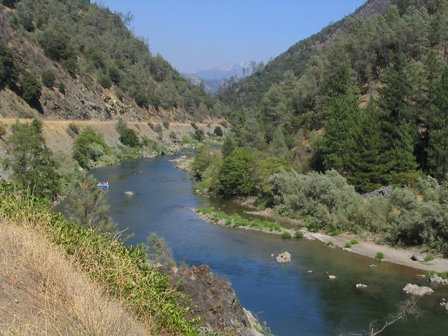 Trinity River, California State Route 299 Near Weaverville, California - Credit: Ken Lund, Flickr Public Use