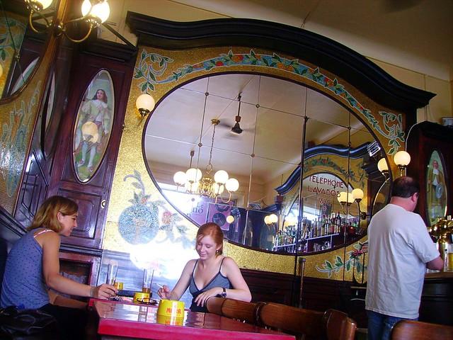 Cafe Bar Sympa Rue Oberkampf
