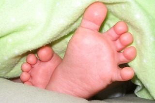 Baby Feet | by deanj