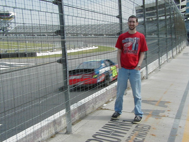 Charlotte Motor Speedway I Just Can 39 T Bring Myself To
