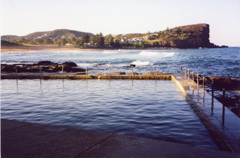Avalon Pool, NSW, Australia | by ML McDermott (formerly NSW ocean baths)