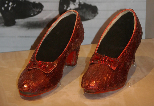 Dorothy Red Shoes Movie