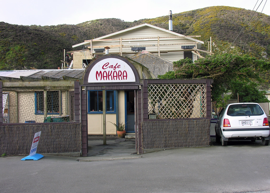 Makara Beach Cafe Opening Hours