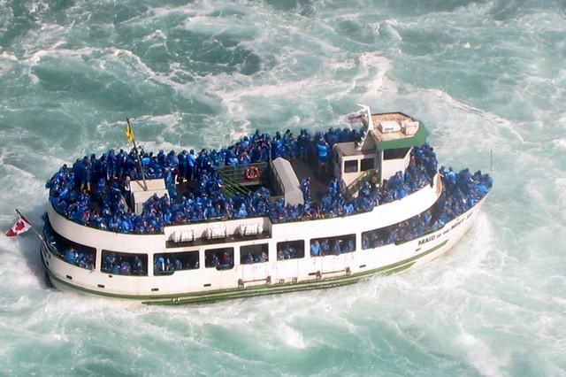 Tours Of Niagara Falls From Buffalo