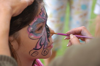 Face Painting | by Scott Ableman