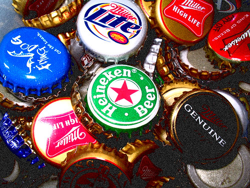 Bottle Caps | by JagerMunkey