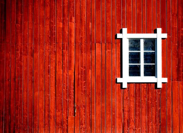 The Barn Wall Kristinn Eiriksson Flickr