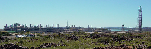 Natural Gas Processing Worland Wy