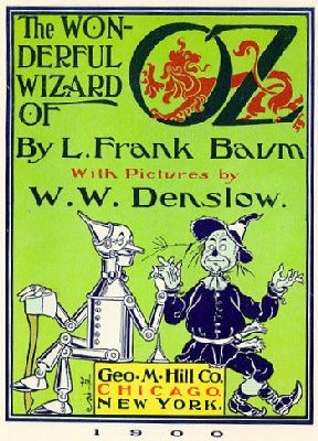 book report the wonderful wizard of The wonderful wizard of oz: l frank baum: 8601410823801: books  not only  is the wizard of oz a classic tale that naturally comes with a 5 star review, this.