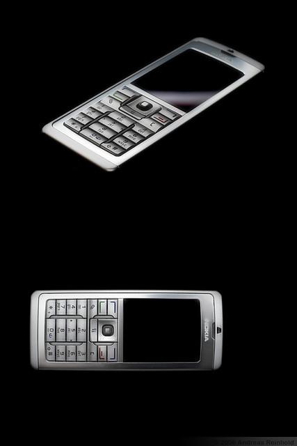 Nokia E60   'Nokia E60' On Black   Andreas Reinhold   Flickr