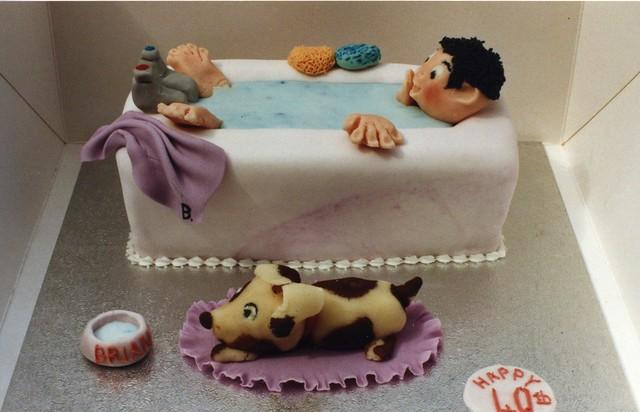 Cake Design Humour