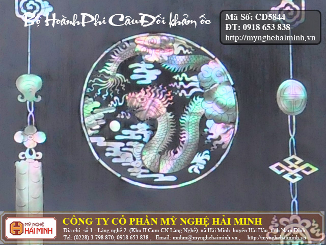 Hoanh Phi Cau Doi kham oc do go mynghehaiminh CD5844e