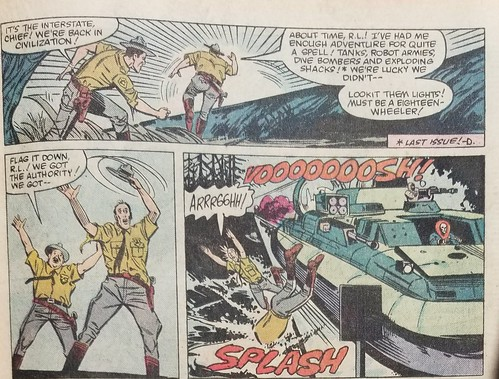 G.I.Joe Issue 29 Smokey and the WHALE | by yorktownjoe